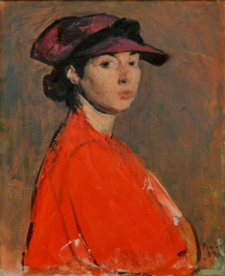 Corneliu Baba - Portret de femeie