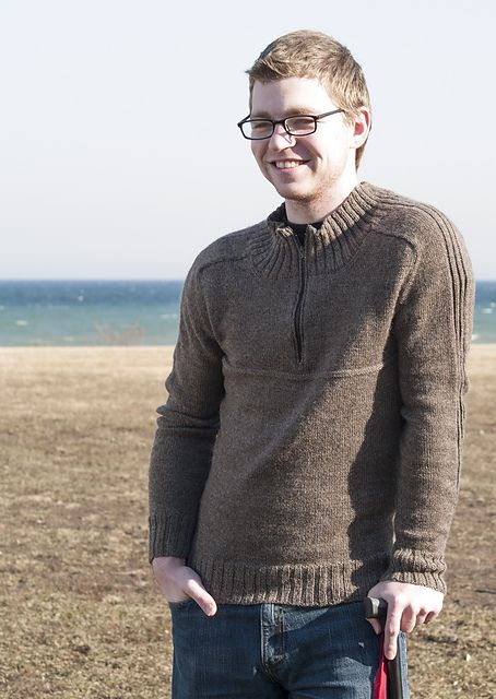 "Ravelry: Sandpoint Pullover pattern by Elizabeth Morrison -- free until April 15, 2014 with code ""AprilShowers"" (sport weight)"