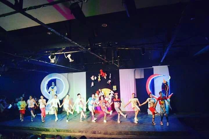 Teater Dasa SMAN 10 Pontianak Parade Teater Khatulistiwa 2016