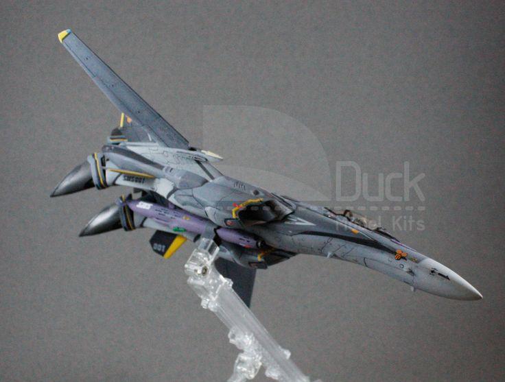 Duck Model Kits — VF-25S Hasegawa Macross Frontier Escala: 1:72