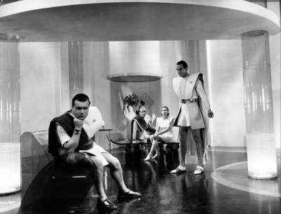 I 12 film di fantascienza preferiti da Arthur C. Clarke – La vita futura (1936) #cinema