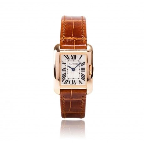 Cartier Tank Anglaise W5310027 | The Watch Gallery