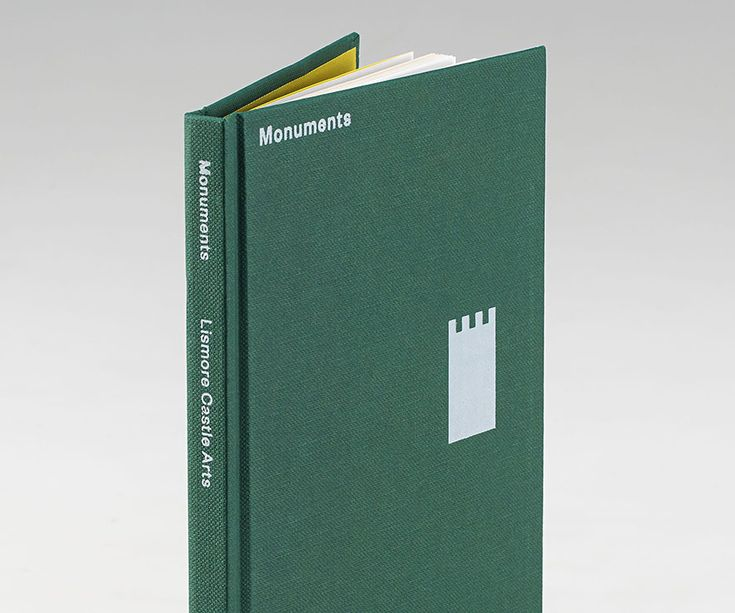 #ClassyCovers #Favini - Book Monuments / Design: Mousse & Publishing  www.moussepublishing.com -- Find more on #ClassyCovers http://www.favini.com/gs/en/fine-papers/classy-covers/features-applications/