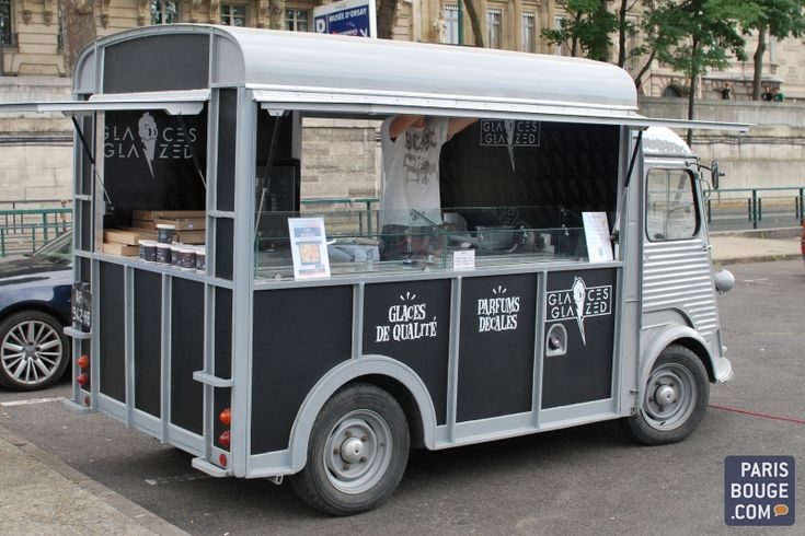 175 best images about like citroen hy on pinterest cars for Cool food truck designs