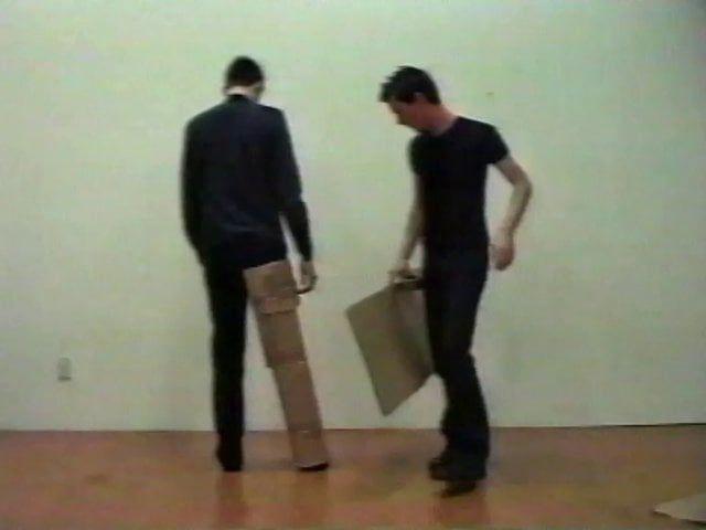 Cardboard Leg