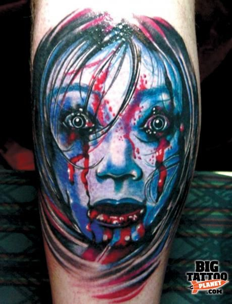 Eze Nunez - Enigma Tattoo Studio, Magaluf - Colour Tattoo | Big Tattoo Planet