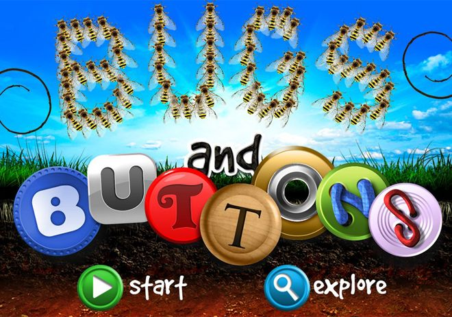 We tried Bugs and Buttons – the award winning kids app full of challenges and fun.