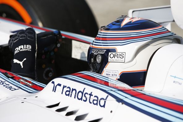 Williams is pleased to announce that Randstad, the second largest HR services provider in the world, will be continuing as a partner of WILLIAMS MARTINI RACING for 2015 and beyond after agreeing a new multi-year agreement.  F1 Randstad Williams