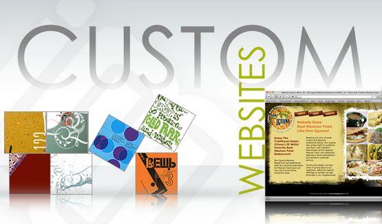 Custom Web Design Advantages Over Website Templatesesign