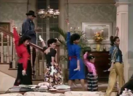 Cosby Show: Baybayyyyy!