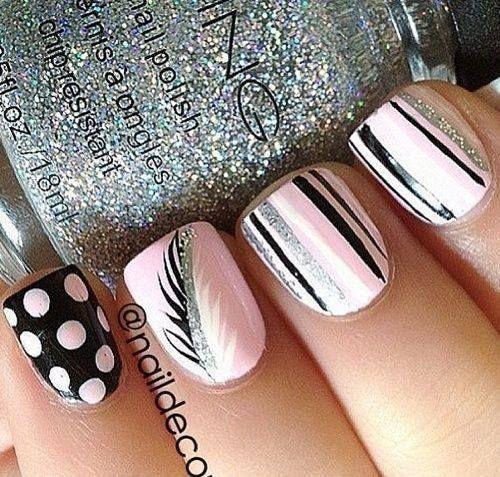 Pok-a-dot, Feather, Strips...