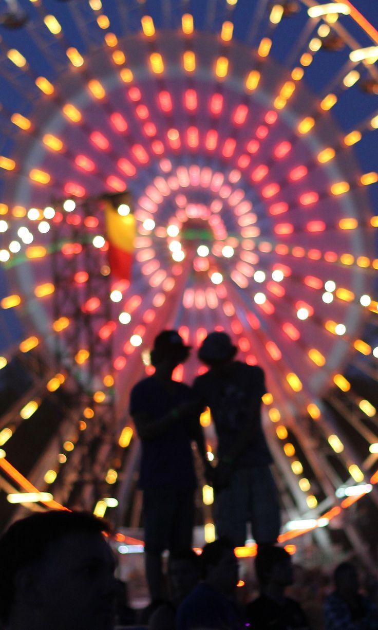 Ferris Wheel at Sziget Festival