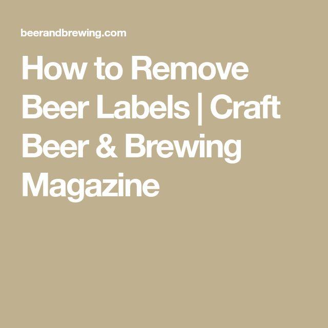 Best 25+ Craft beer labels ideas on Pinterest Beer label design - beer label