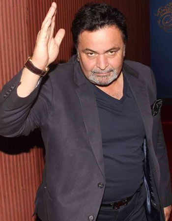 Rishi Kapoor celebrates his birthday with a special song in Besharam!