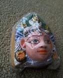 Ceramic Buddha Head. Selling my ceramic Buddha head I got in Nepal several years ago.  It's brand new (although I'm not sure what a