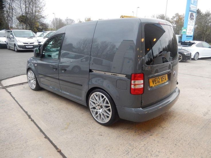 Used 2012 VW Caddy C20 TDI 102 SPORTS VAN LOWERED & SUPER CHIPED for sale in Wiltshire | Pistonheads