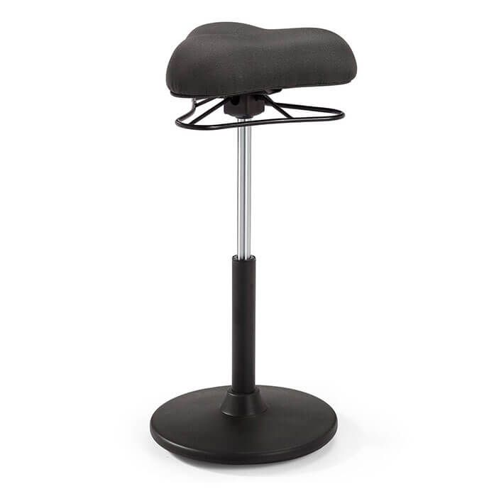 No need to settle for the everyday office stool. We all know how it feels, sitting in a rigid office chair. Why not try out the Otto Office Stool, the stool built with maximum comfort and efficiency in mind. This stool features a plush padded seat...