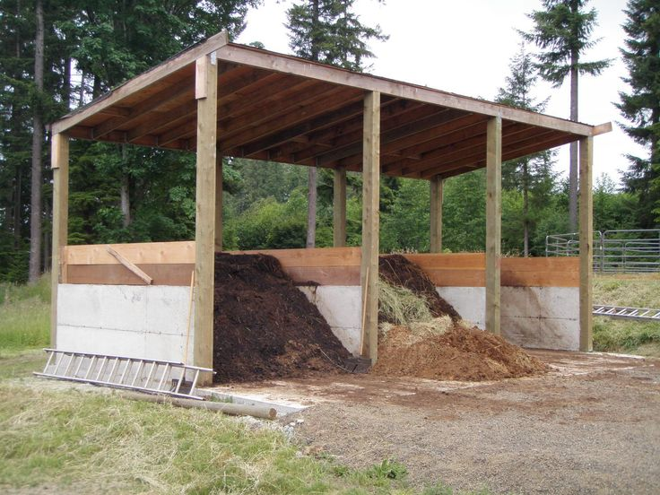 Horse Stable Manure Management Google Search Horses