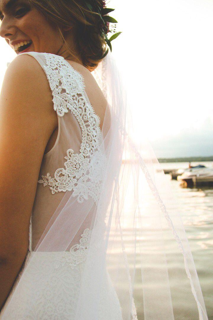 details of wedding dress   Wedding dresses, Court train