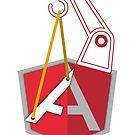 transclusion angular logo design by ddelfio