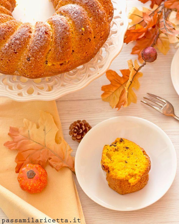 Torta di Zucca Senza Burro, Soffice e Veloce