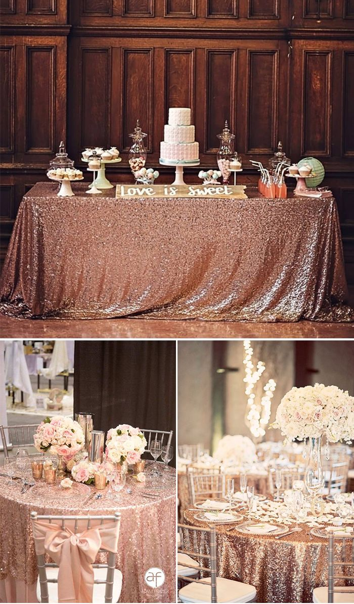 97 Rose Gold Wedding Ideas To Get Inspired – Mrs Space Blog