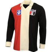 St Kilda Saints Men's Long Sleeve Wool Sweater