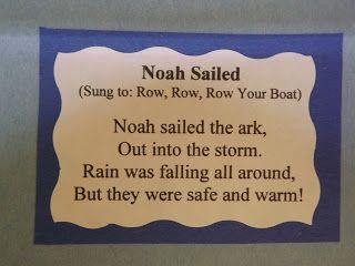 The Stuff We Do: Christopher Columbus & Noah's Ark