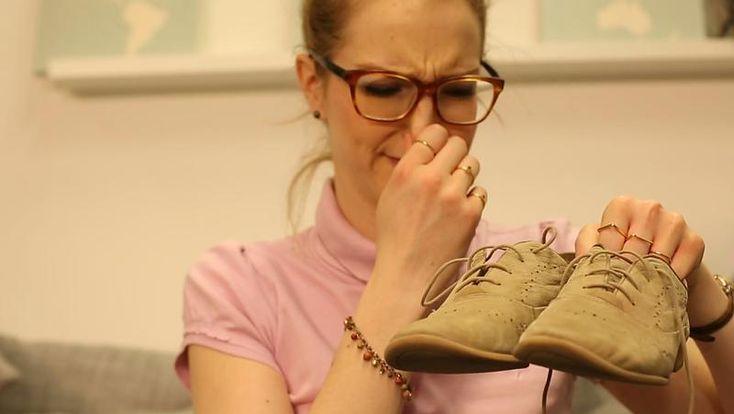 Schweißgeruch In Schuhen