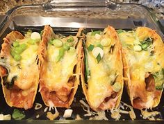 This is by far one of my favorite 21 day fix recipes! I'm finally past the first trimester morning sickness so I am able to cook again ;) And I've been craving tacos like crazy, so I ma…