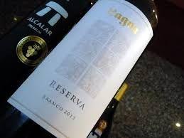Delicious Algarve White Wine: Lagoa 2012 Reserva, Algarve, Portugal