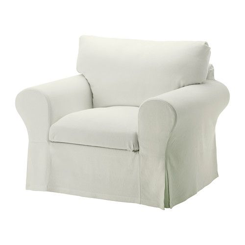 EKTORP Chair, Stenåsa white - Stenåsa white - IKEA