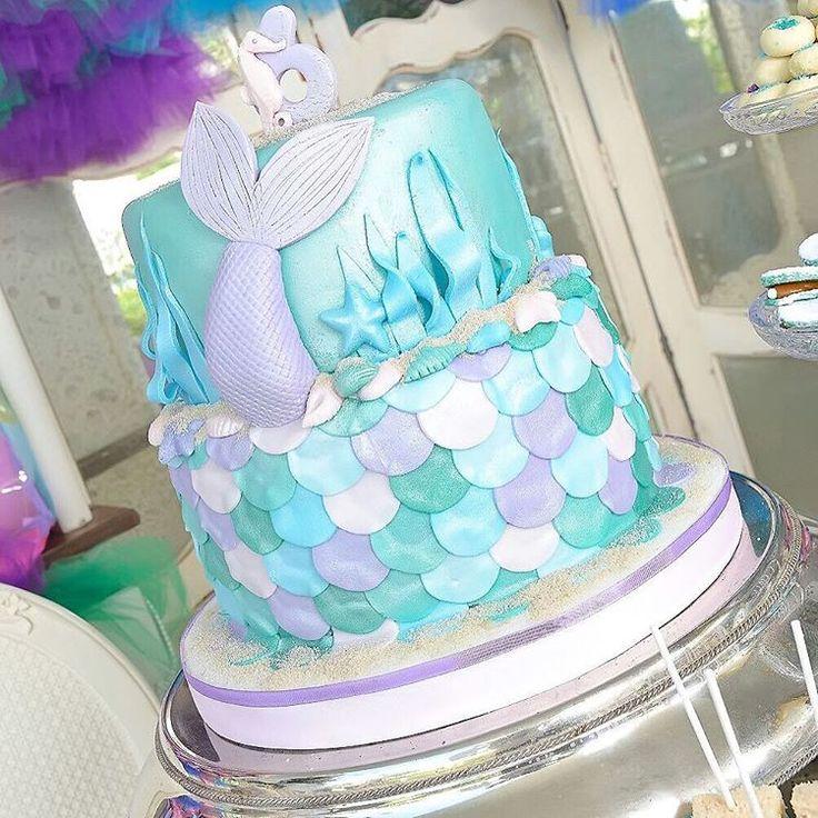 651 best Birthday Girl images on Pinterest Little mermaid birthday