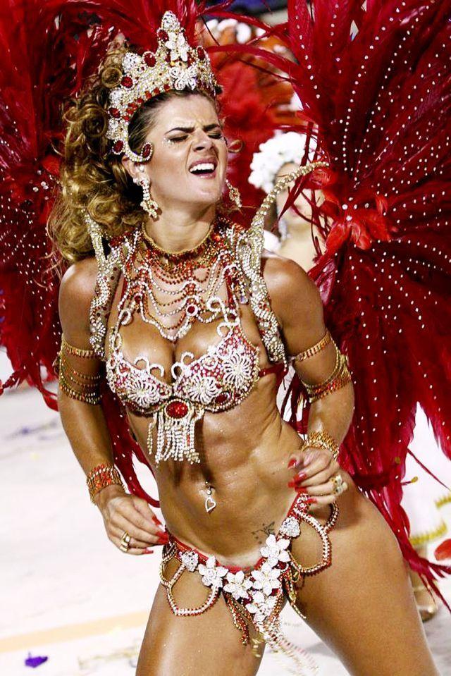 Hot Girls From Brazilian Carnival  T  A  Pinterest -2444