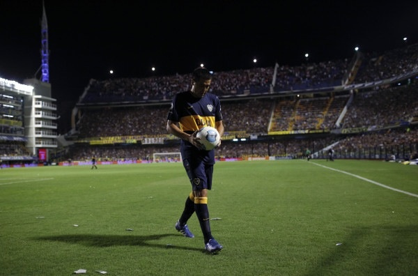 Juan Roman Riquelme, Boca Juniors