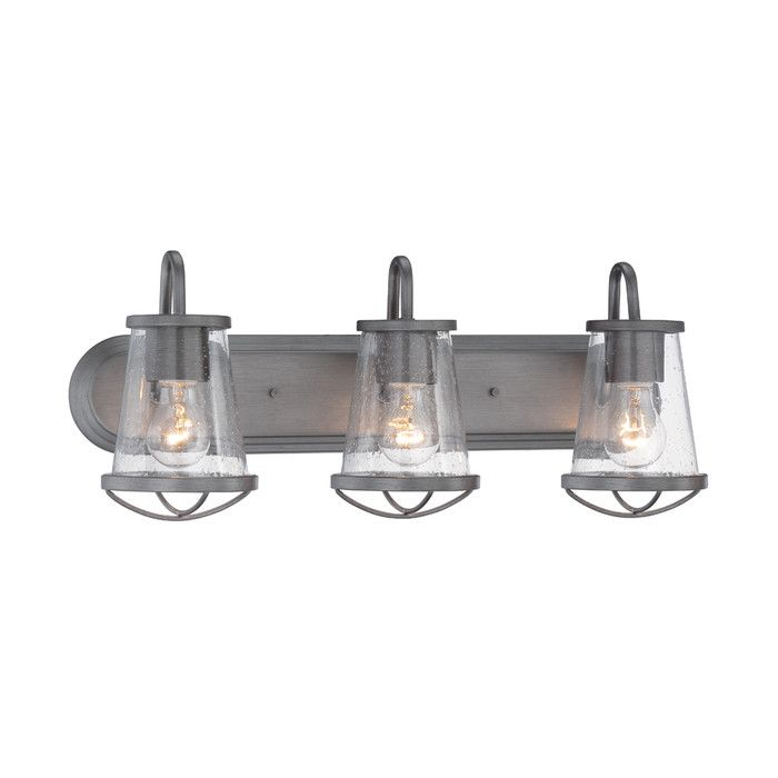Youu0027ll Love The Darby 3 Light Vanity Light At AllModern   With Great Deals.  Bathroom Vanity MirrorsBathroom Wall ...