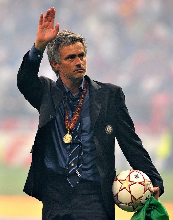 Mourinho has signed a two-year deal with Heineken