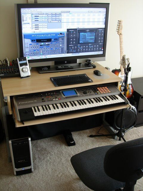 Strange 17 Best Ideas About Home Studio Setup On Pinterest Photography Largest Home Design Picture Inspirations Pitcheantrous