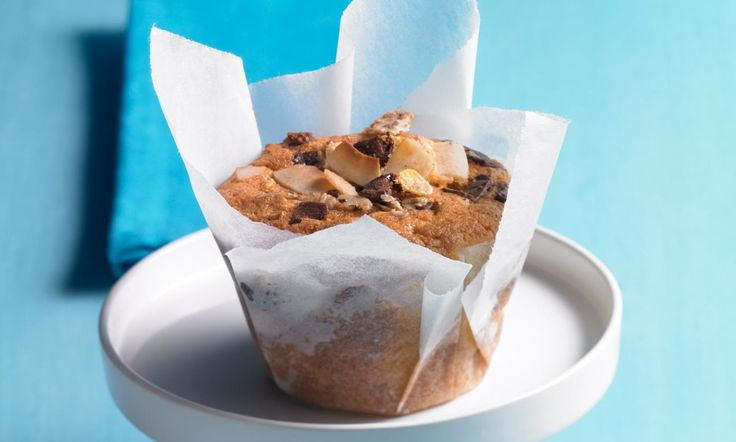 Schoko-Müsli-Muffins Rezept | Dr. Oetker