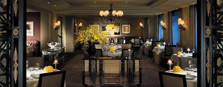 L'Abeille, Shangri-la, 75016, 10 av d'Iena, Tour Eiffel, luxe, 2 étoiles Michelin