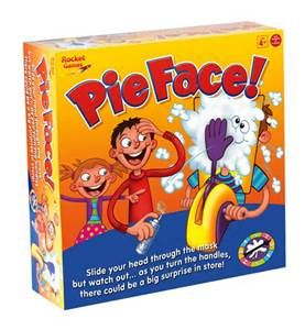 pie in the face game - Bing Images