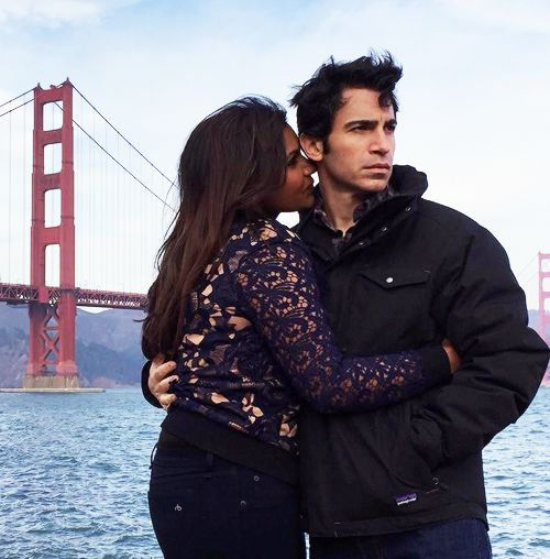 Mindy Kaling and Chris Messina for 'The Mindy Project'