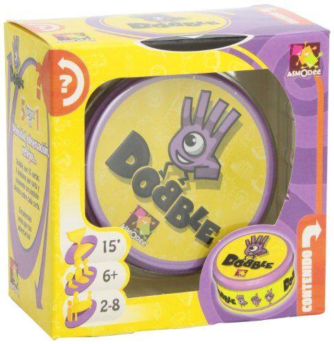 – Dobble Multilangue – Durée 15 minutes – de 2 à 8 joueurs – A partir de 6 ans  http://darrenblogs.com/es/2018/01/12/asmodee-dobble-juego-de-habilidad/