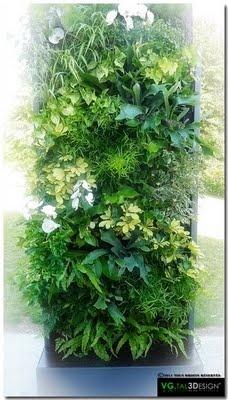 Mur vegetal interieur mur vegetal interieur pinterest for Mur vegetal interieur