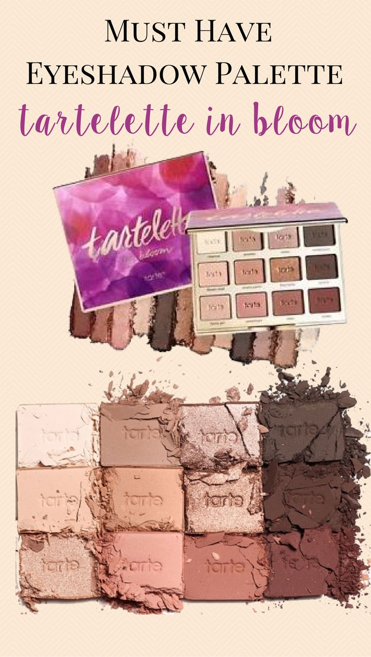 My must have eyeshadow palette! <3 hands down on of the best on the market today.