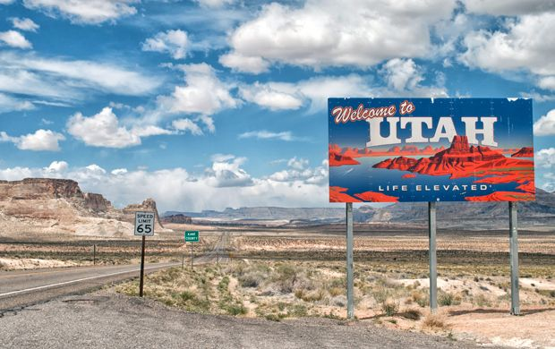Tips for road-tripping the southwest USA on a budget via On the Luce.com