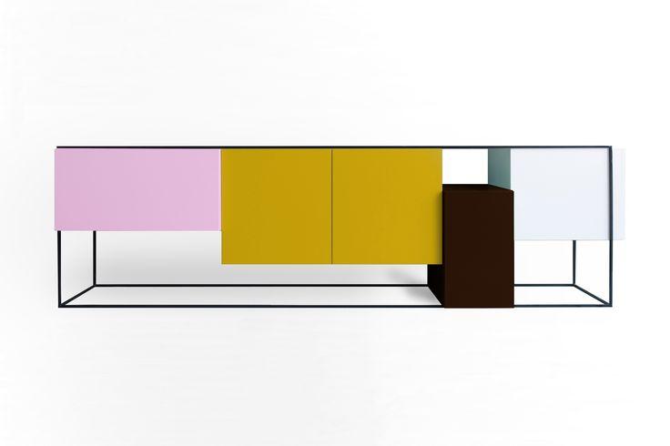 Design / Koenraad Ruys for Moca  www.mocaline.com