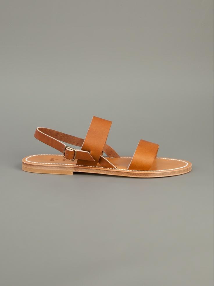 K. Jacques Mens 'Barigoule' Sandal $242