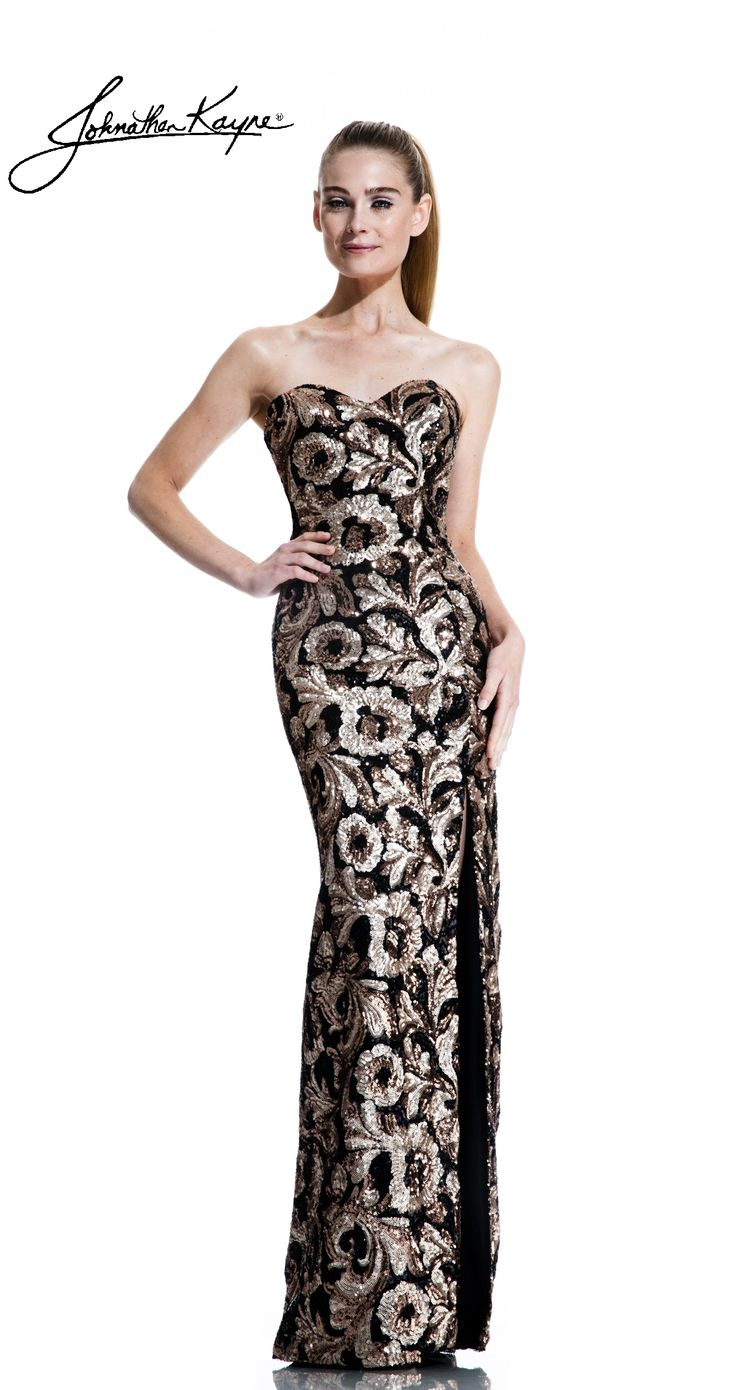 35 best Jonathan Kayne Prom + Formal Wear images on Pinterest | Shoe ...