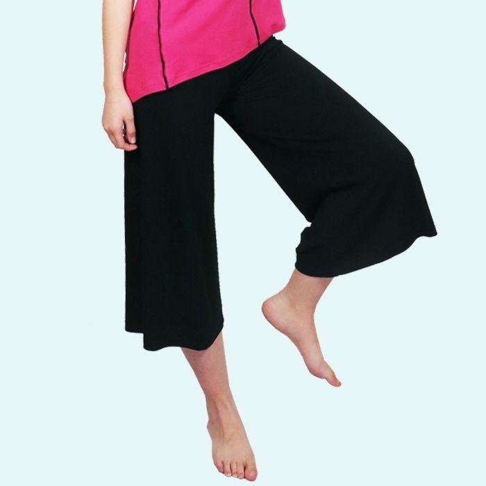 Pantalon pirata ancho de punto, Cómodo y muy fresco. #RopaCasual #InstintoBcn
